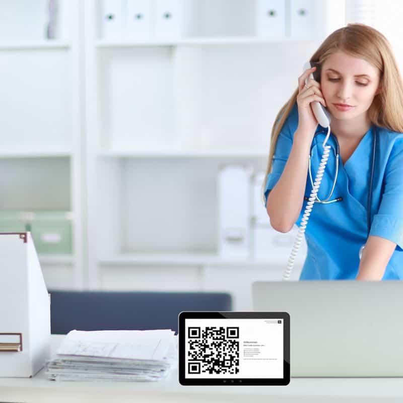 QENservice für Arztpraxen