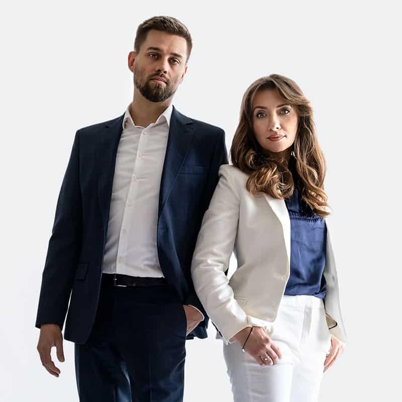 QENservice /// Marcelina & Patrick Walowski