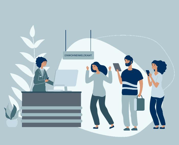 QEN Service /// Branchen /// Behörden