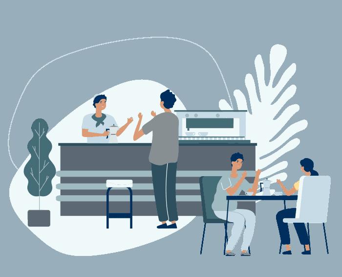 QEN Service /// Branchen /// Gastronomie
